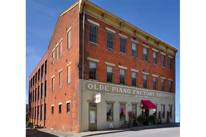 The Olde Piano Factory Ripley Ohio