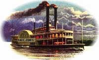Steamboat History Timeline (1711-1947) by Ashley L. Ford