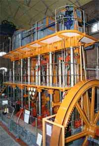 Tangye steam engine, Brede Waterworks